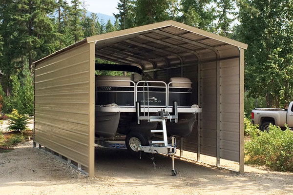rv carport boat and rv carports tall metal storage